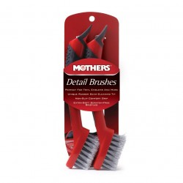 Mothers Detail Brush Set (2...
