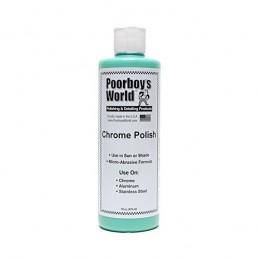 Poorboys Chrome Polish 473ml